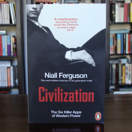 Cover image of Civilization by Niall Ferguson