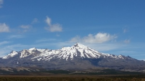 Mt Ruapehu (Mt Doom #1)