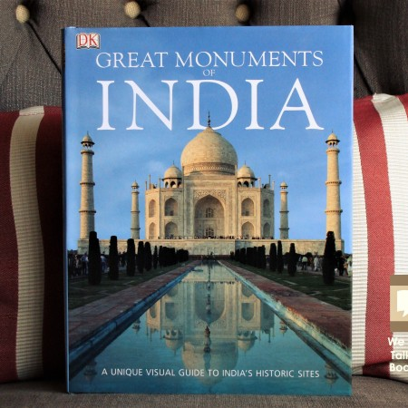 Cover image of Great Monuments of India
