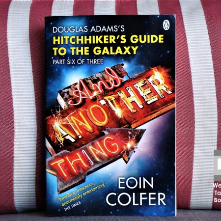 Cover image of And Another Things, a novel by Eoin Colfer