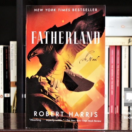 Cover image of Fatherland by Robert Harris