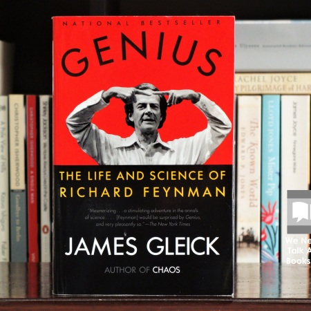 Cover image of Genius by James Gleick