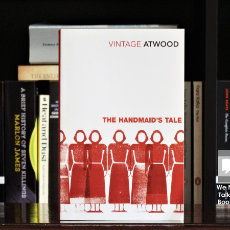 Cover image of The Handmaid's Tale, a novel by Margaret Atwood