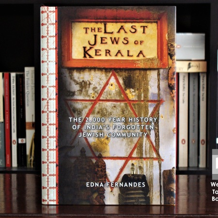 Cover image of The Last Jews of Kerala by Edna Fernandes