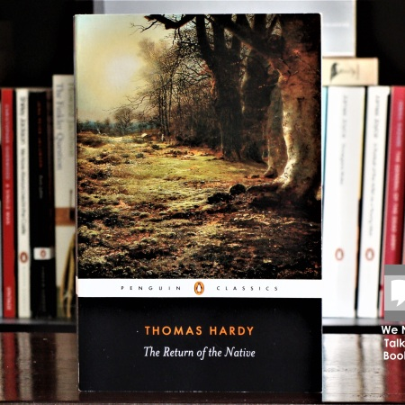 Cover of The Return of the Native, a novel by Thomas Hardy