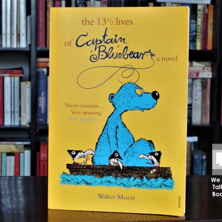 Cover image of The 13-and-a-half Lives of Captain Bluebear by Walter Moers