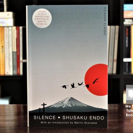 Cover image of Silence, a novel by Shusaku Endo