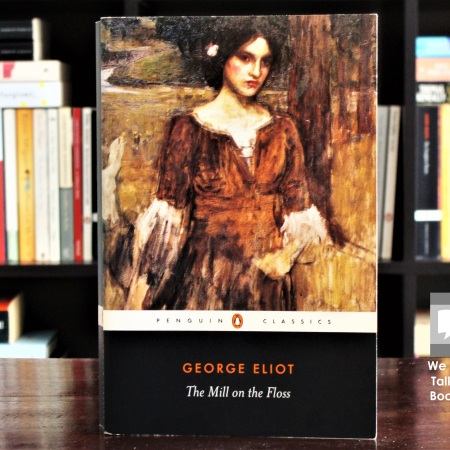 Cover image of The Mill on the Floss, a novel by George Eliot