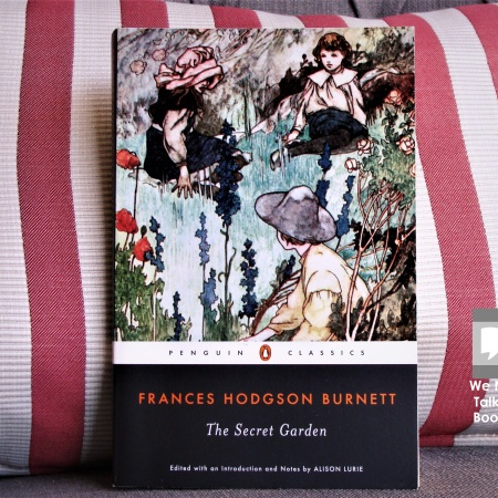Cover image of The Secret Garden by Frances Hodgson Burnett