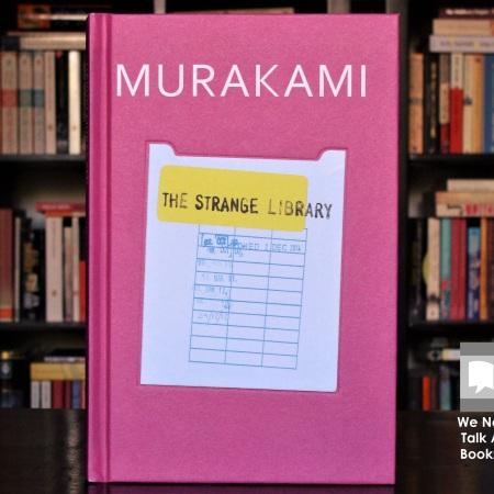 Cover image of The Strange Library by Haruki Murakami