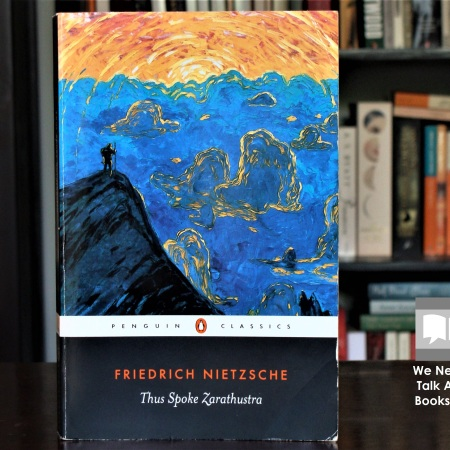 Cover image of Thus Spoke Zarathustra by Friedrich Nietzsche
