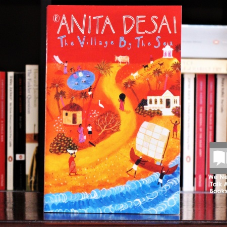 Cover image of The Village by the Sea, a novel by Anita Desai