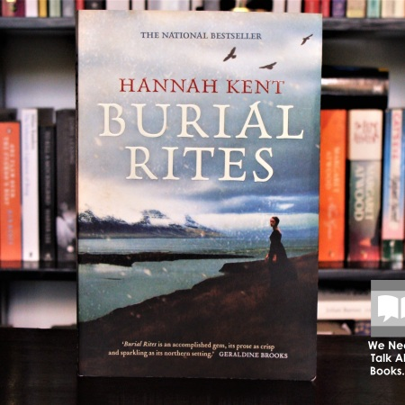 Cover image of Burial Rites, a novel by Hannah Kent