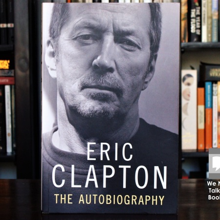 Cover image of The Autobiography by Eric Clapton
