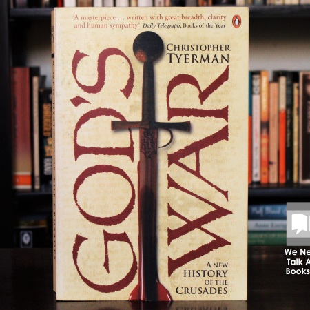 Cover image of God's War by Christopher Tyerman