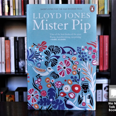 Cover image of Mister Pip, a novel by Lloyd Jones