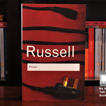 Cover image of Power, a book by Bertrand Russell