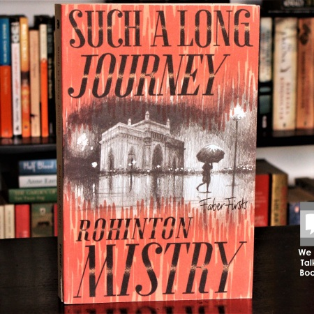 Cover Image of Such a Long Journey, a novel by Rohinton Mistry