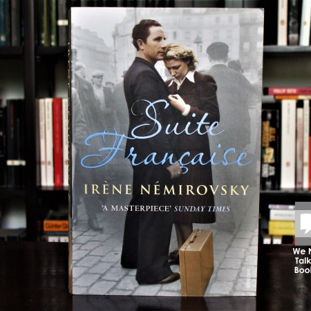 Cover image of Suite Française, a novel by Irene Nemirovsky