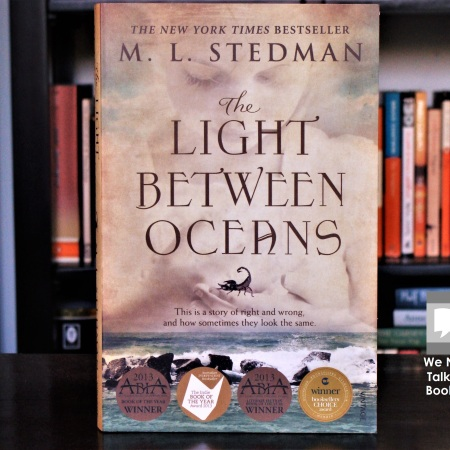 Cover image of The Light Between Oceans, a novel by ML Stedman