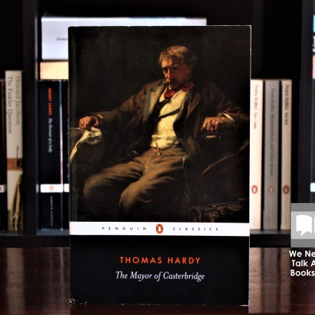 Cover image of The Mayor of Casterbridge, a novel by Thomas Hardy