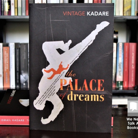 Cover image of The Palace of Dreams, a novel by Ismail Kadare