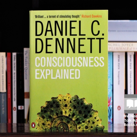 Cover image of Consciousness Explained by Daniel Dennett