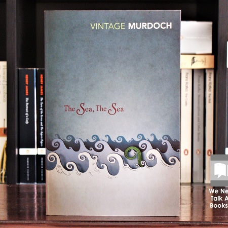 Cover image of The Sea, The Sea a novel by Iris Murdoch