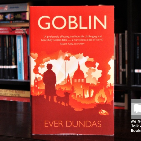 Cover image of Goblin, a novel by Ever Dundas