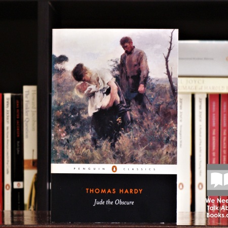Cover image of Jude the Obscure, a novel by Thomas Hardy