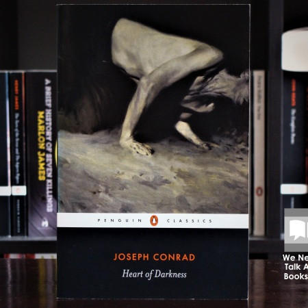Cover image of Heart of Darkness, a novel by Joseph Conrad