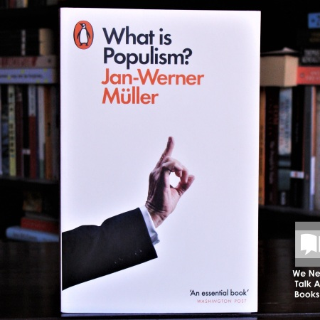 Cover image of What is Populism? by Jan-Werner Müller