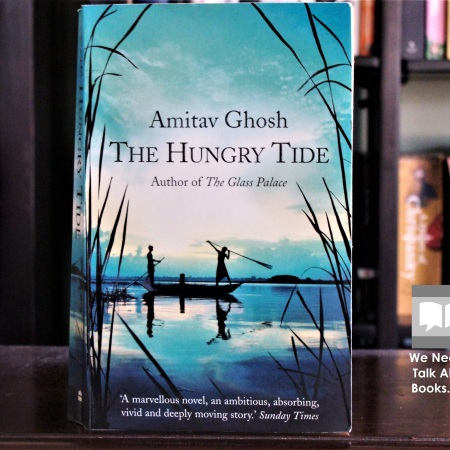 Cover image of The Hungry Tide, a novel by Amitav Ghosh