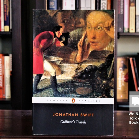Cover image of Gulliver's Travels, a novel by Jonathan Swift