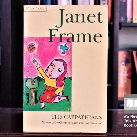 Cover image of The Carpathians, a novel by Janet Frame