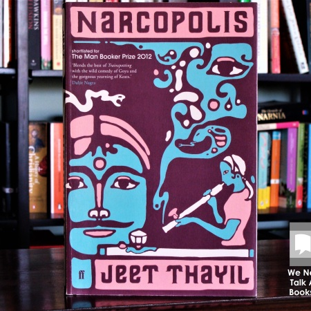 Cover image of Narcopolis, a novel by Jeet Thayil