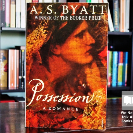 Cover image of Possession, a novel by AS Byatt