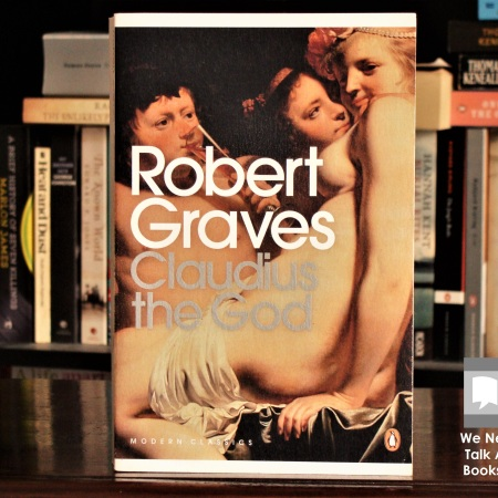 Cover image of Claudius the God, a novel by Robert Graves