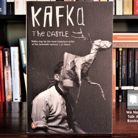 Cover image of The Castle, a novel by Franz Kafka