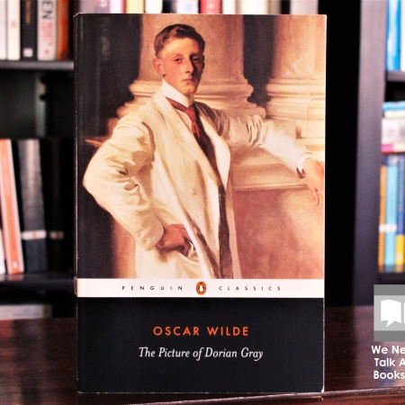 Cover image of The Picture of Dorian Gray, a novel by Oscar Wilde