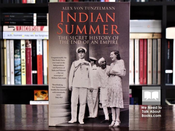Cover image of Indian Summer by Alex Von Tunzelmann