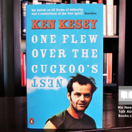 Cover image of One Flew Over the Cuckoo's Nest by Ken Kesey