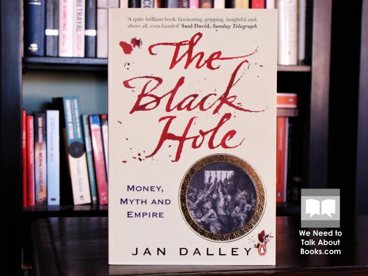 Cover image of The Black Hole by Jan Dalley