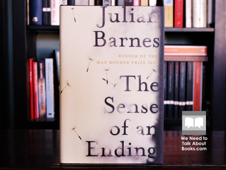 Cover image of The Sense of an Ending by Julian Barnes