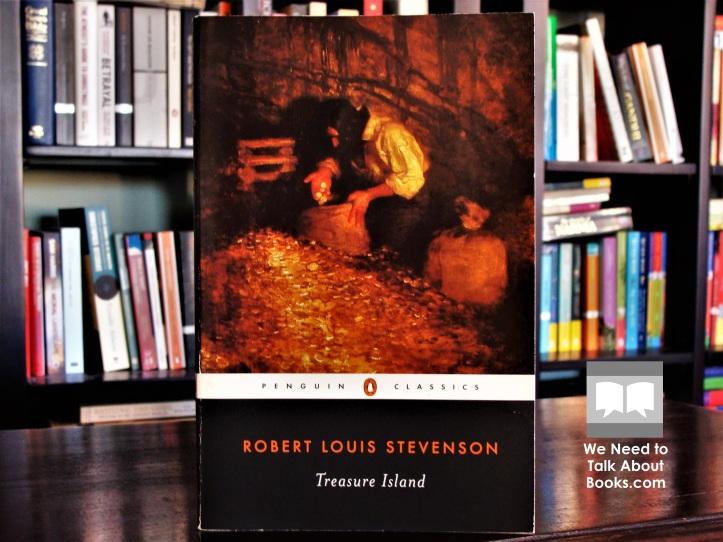 Cover Image of Treasure Island by Robert Louis Stevenson