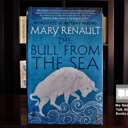 Cover image of The Bull From the Sea by Mary Renault