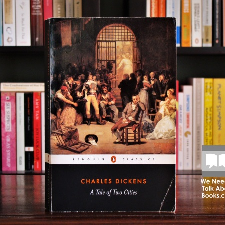 Cover image of A Tale of Two Cities by Charles Dickens