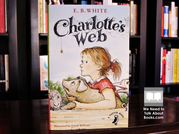 Cover image of Charlotte's Web by EB White
