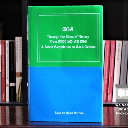 Cover image of Goa Through the Mists of History by Luis de Assis Correia