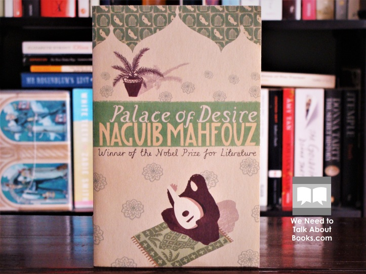 Cover image of Palace of Desire by Naguib Mahfouz